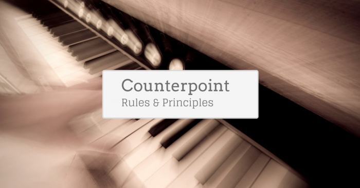 The Rules and Principles of Counterpoint