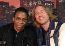 Herbie Hancock and Graham English