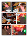 Bachelor Party Comic Page 1