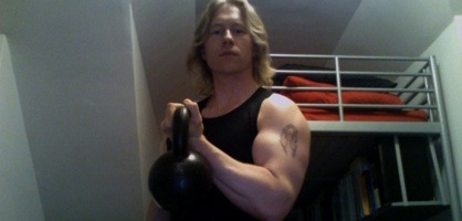 My First Kettlebell