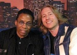 Herbie Hancock and Graham English